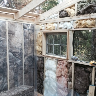 Mix it up with free insulation